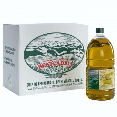 Oli del Benicadell (PACK 6 Botellas de 2 Litros)